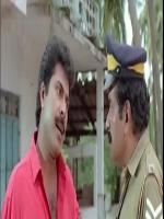 Bobby Kottarakkara in a movie scene