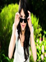 Selena Gomez with glasses