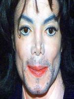 Michael Jackson Closeup picture