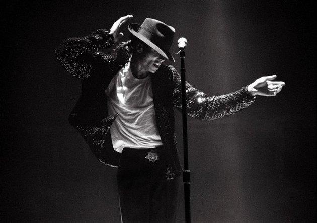 Michael Jackson While Dancing