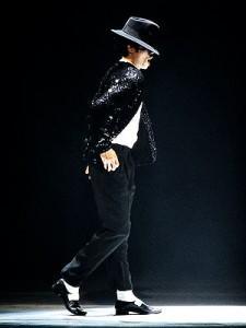 Michael Jackson Toe Dance