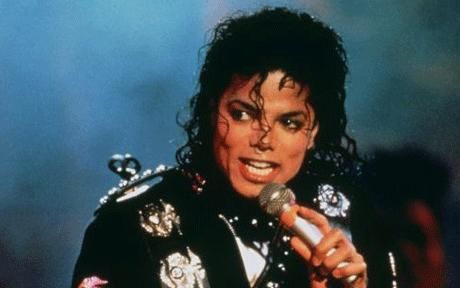 michael jackson biography in stage