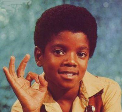 Michael jackson Child Hood Picture