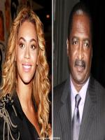 Beyonce Knowles and here father