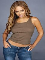 Beyonce Knowles in jeans
