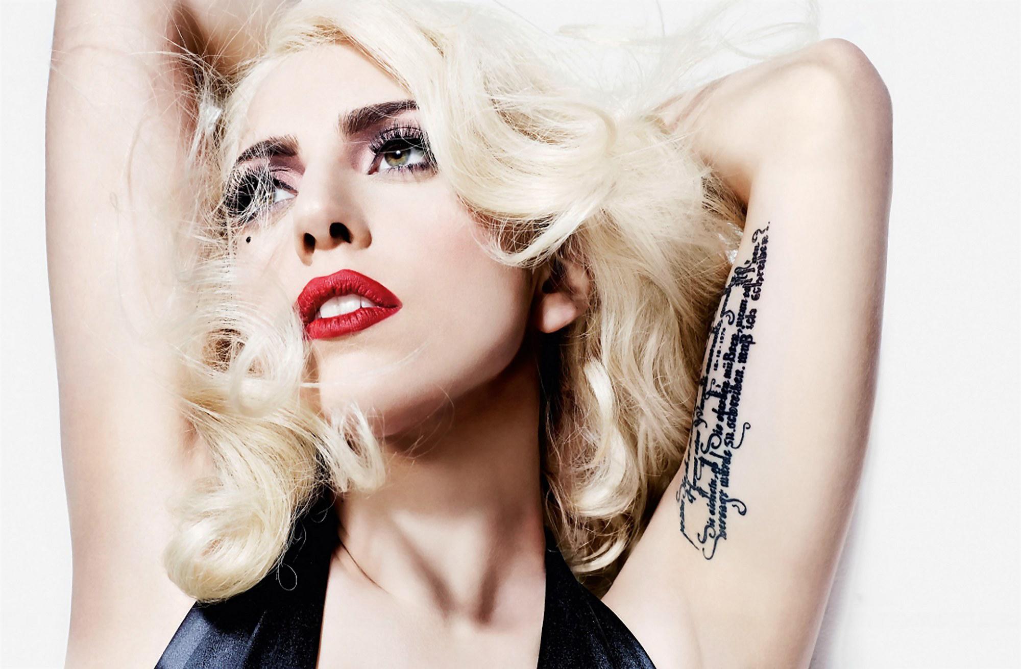 Lady Gaga HD Images