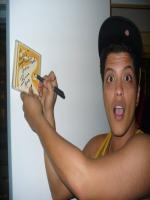 Bruno Mars Shirtless picture