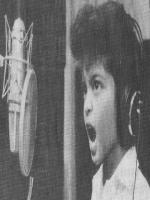 Bruno Mars Childhood picture