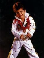 bruno as elvis. sooo cute :)
