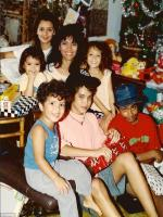 Bruno Mars Family picture