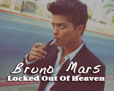 Bruno Mars Album locked out of heaven Picture
