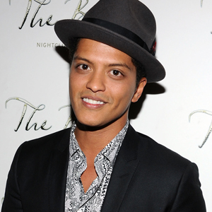 Bruno Mars Photo Shot