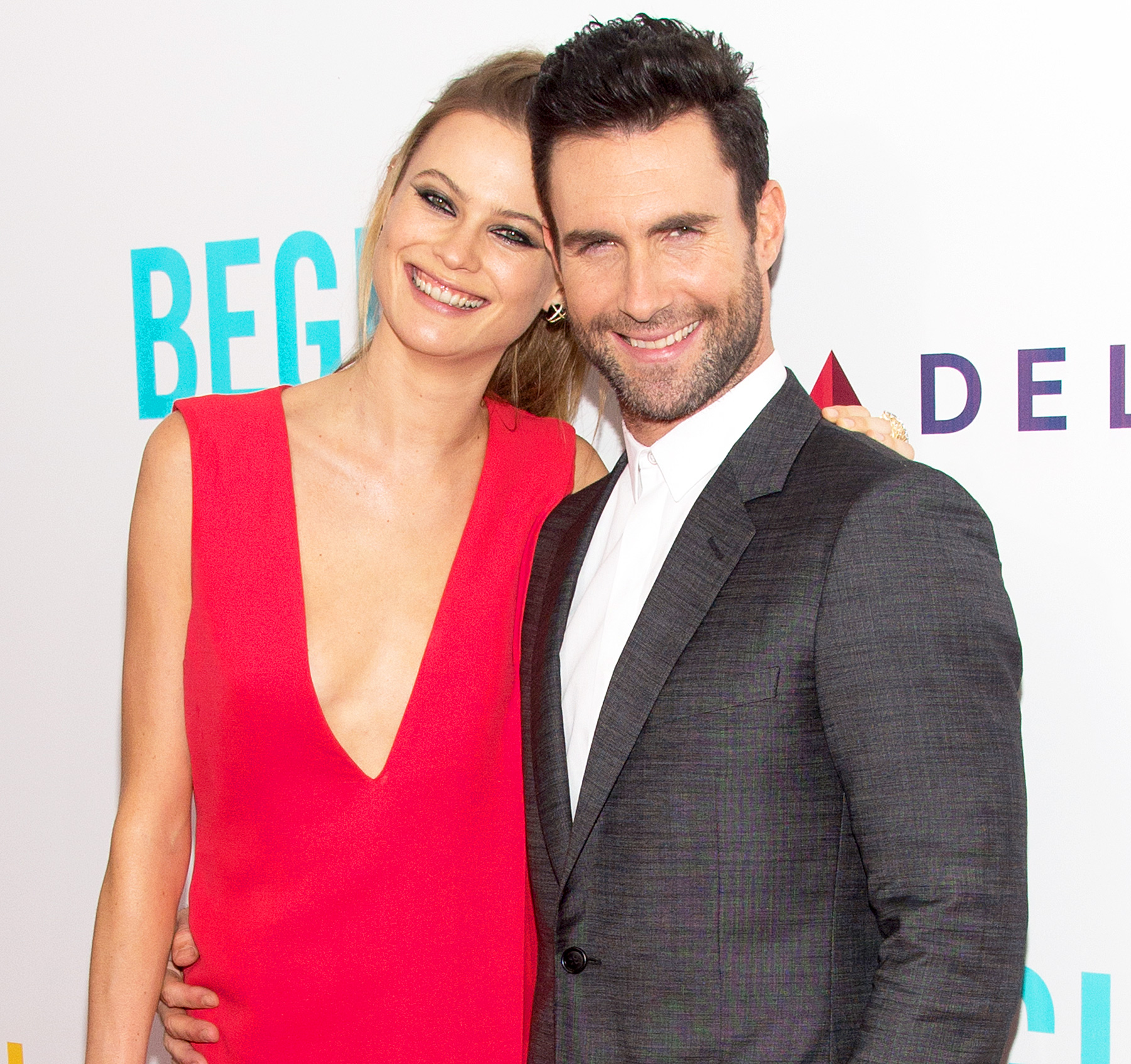 Adam Married with Behati Prinsloo