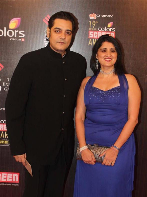 Chandrachur Singh Colors Awards