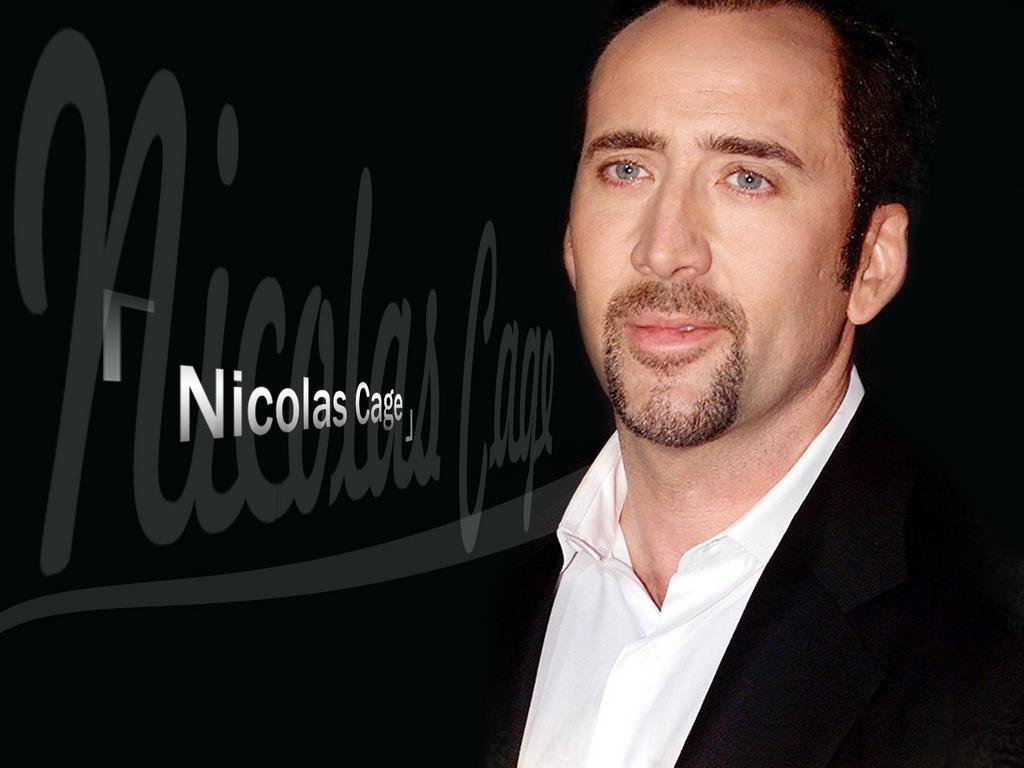 Nicolas Cage American Film Director