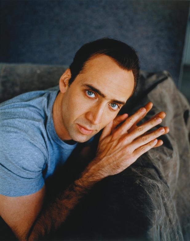 Nicolas Cage Wallpaper