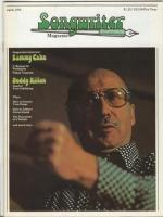 Sammy Cahn Songwriter