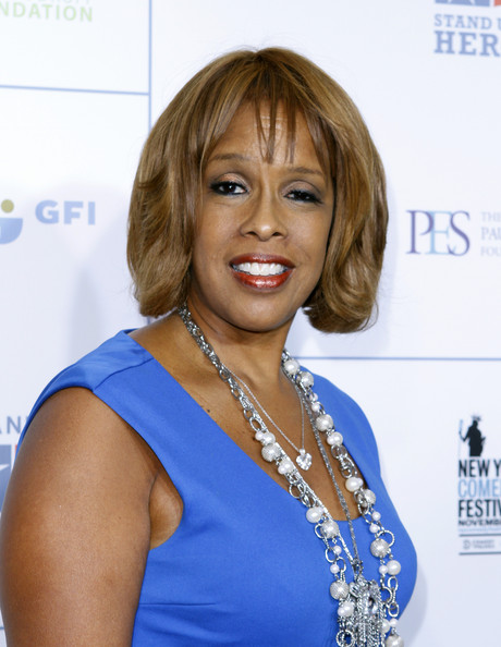 Gayle King HD Images