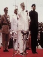 Fazal Ilahi Chaudhry and Zulfiqar Ali Bhutto