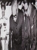 Fazal Ilahi Chaudhry durring speech