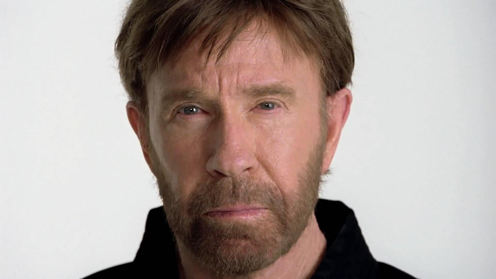 Chuck Norris Latest Photo