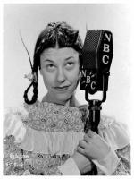 Judy Canova Radio Personality