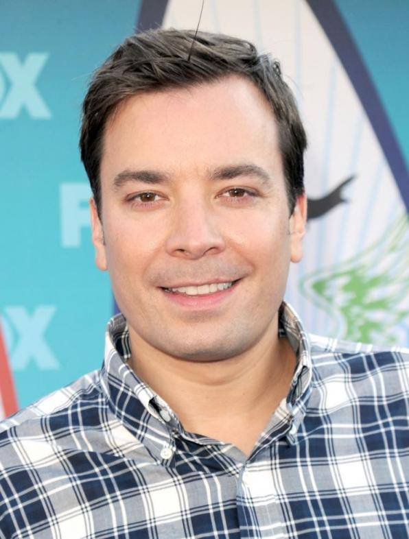 Jimmy Fallon Latest Photo