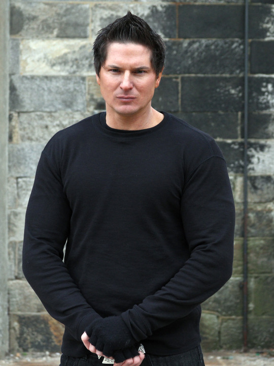 Zak Bagans Latest Photo