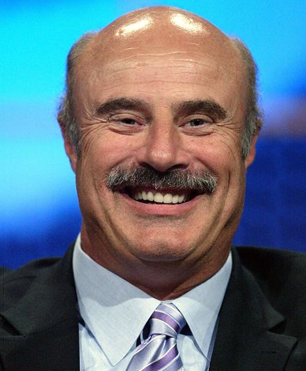Dr. Phil McGraw HD Wallpapers