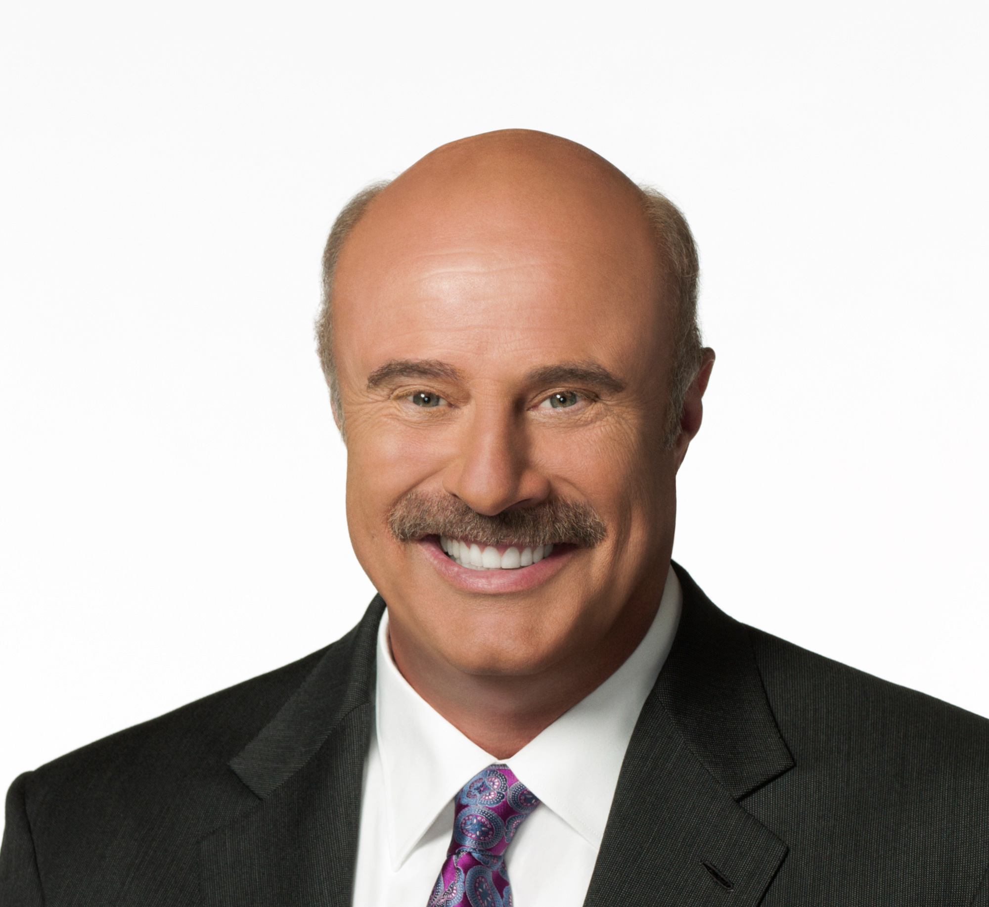 Dr. Phil McGraw Latest Photo