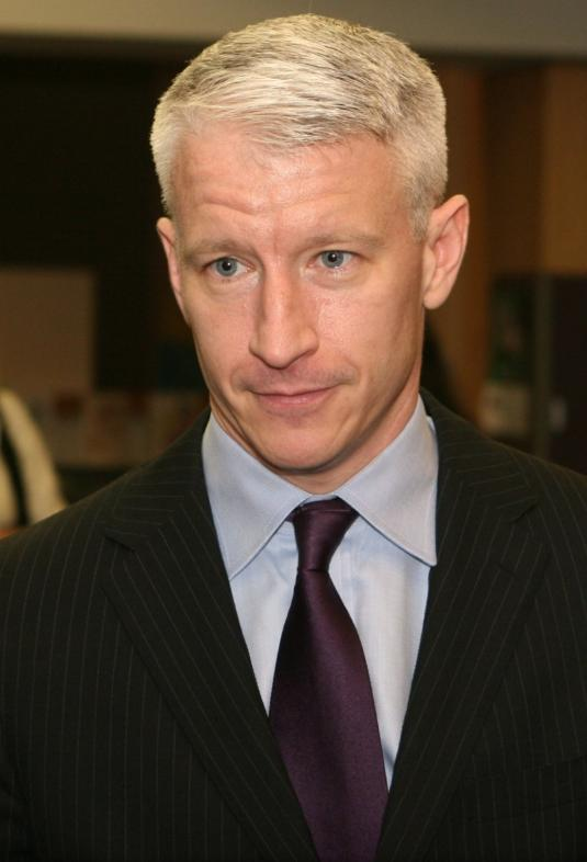 Anderson Cooper HD Images