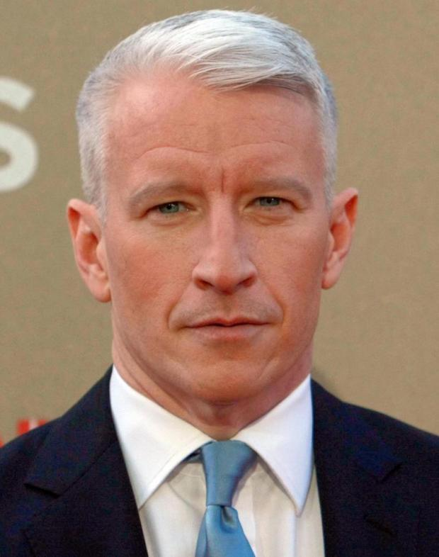 Anderson Cooper Latest Photo