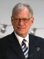 David Letterman Latest Photo