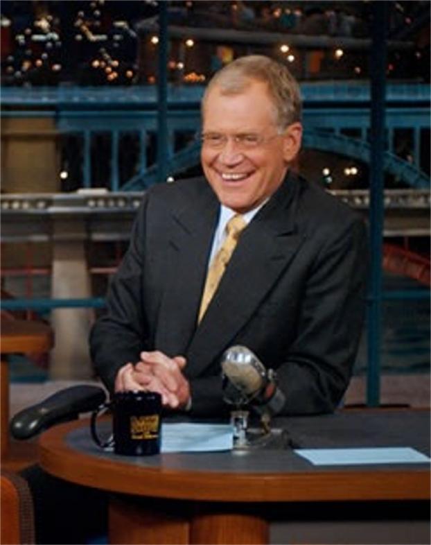 David Letterman HD Images