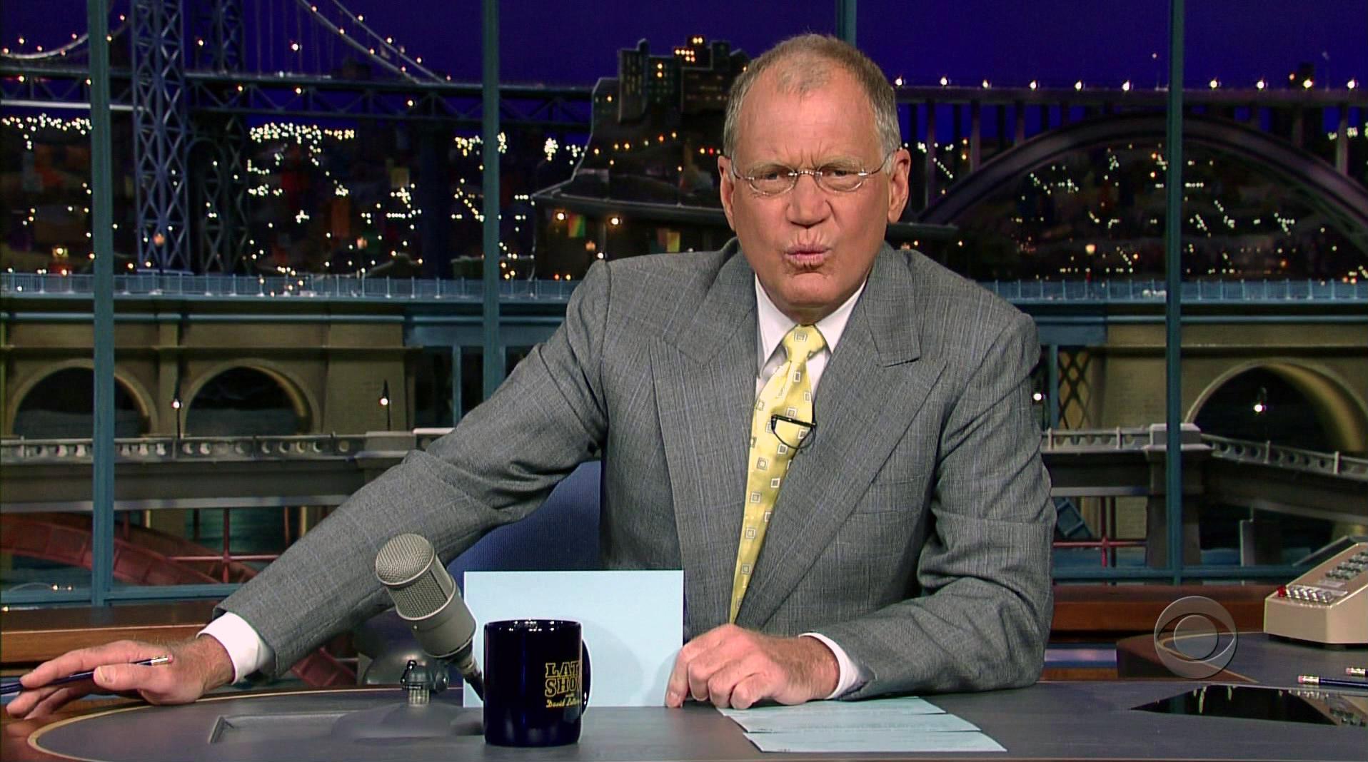 David Letterman HD Wallpapers