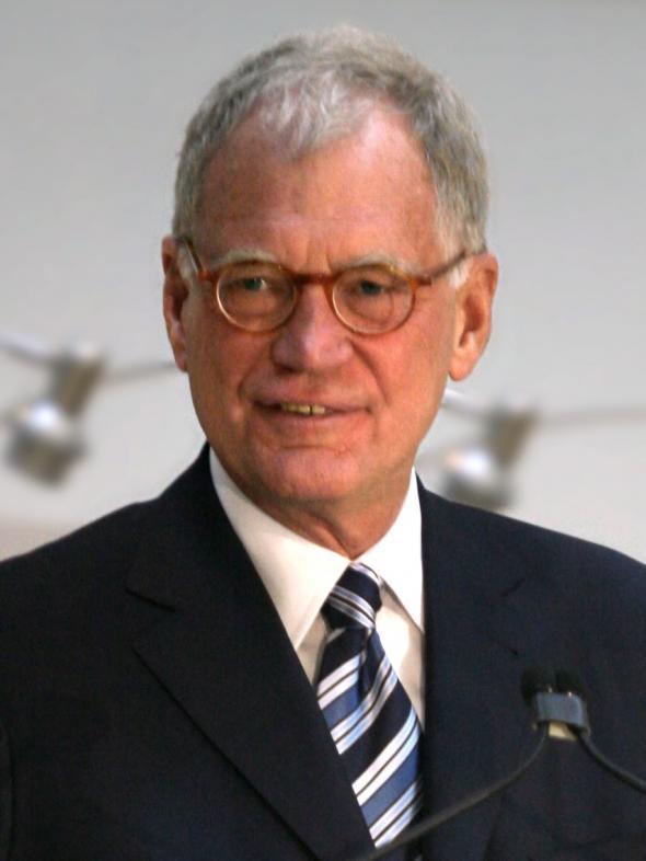 David Letterman Latest Photo