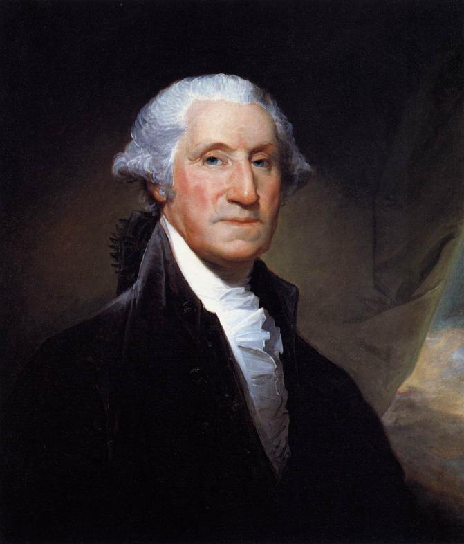 George Washington Latest Photo