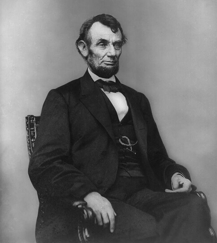 Abraham Lincoln Latest Photo