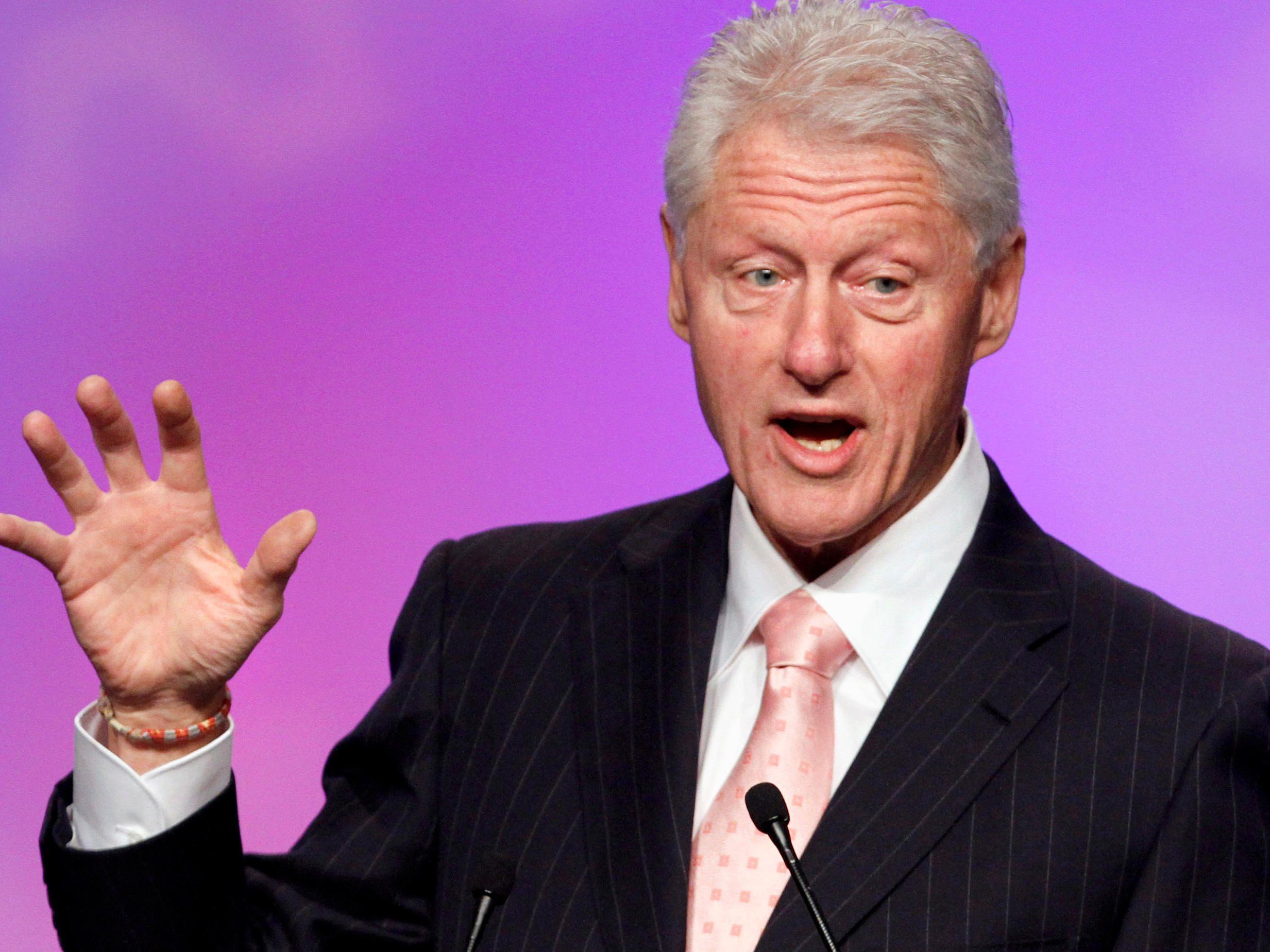 Bill Clinton HD Images