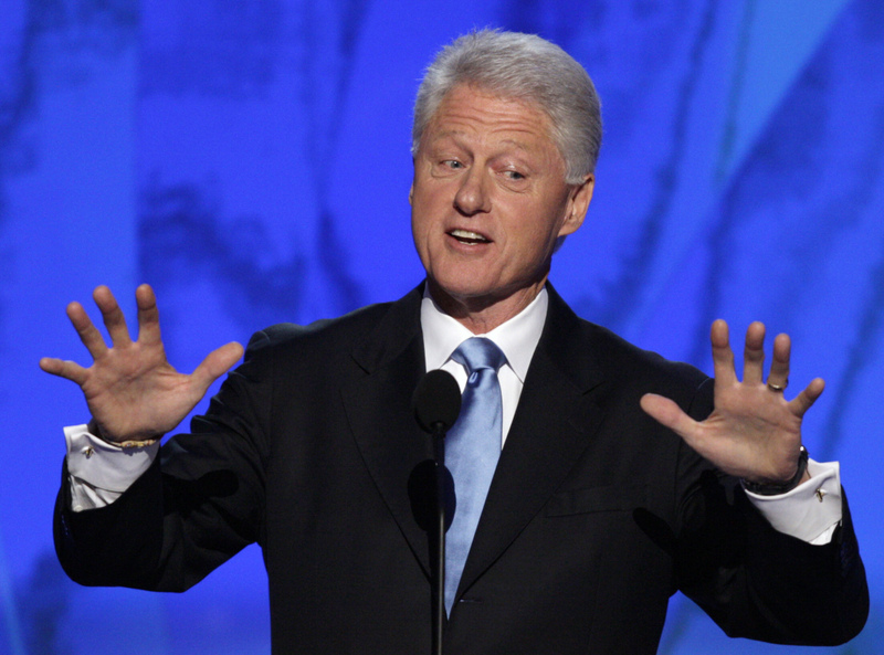 Bill Clinton Latest Photo