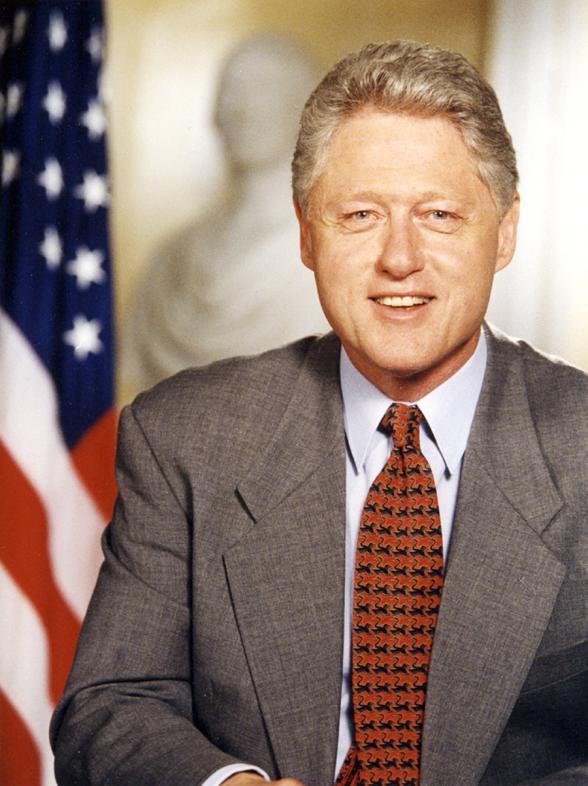 Bill Clinton Latest Wallpaper