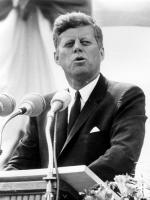 John F. Kennedy Latest Photo