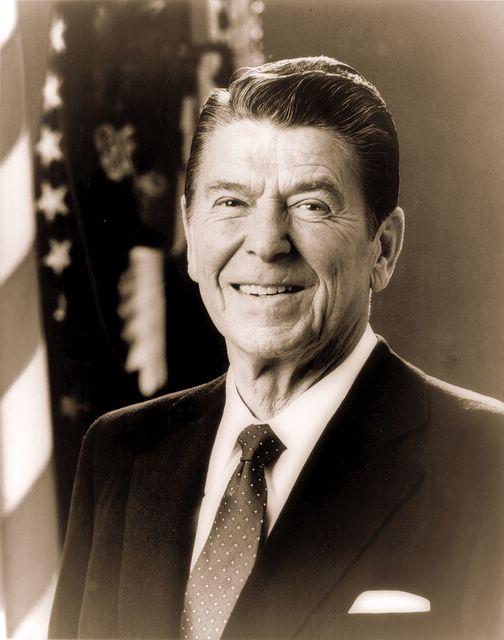 Ronald Reagan Latest Photo
