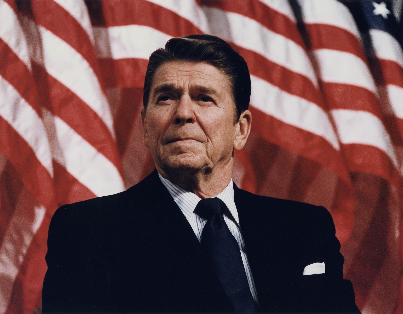 Ronald Reagan Latest Wallpaper