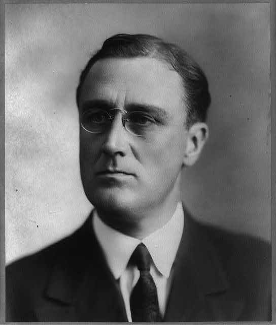 Franklin D. Roosevelt HD Images