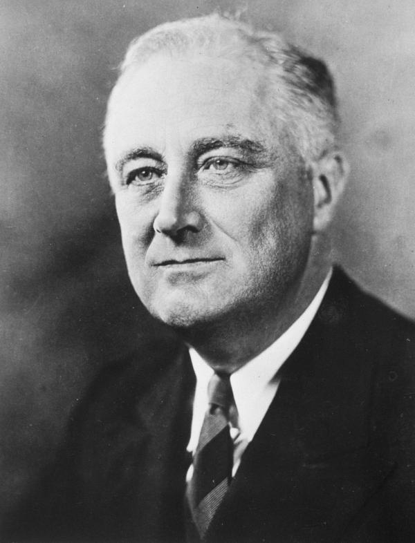 Franklin D. Roosevelt Latest Photo