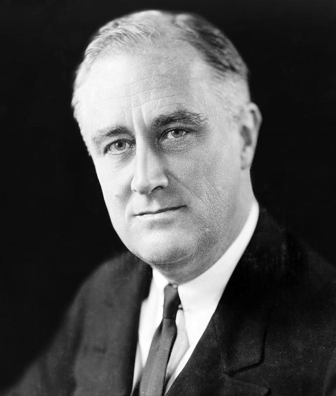 Franklin D. Roosevelt Latest Wallpaper