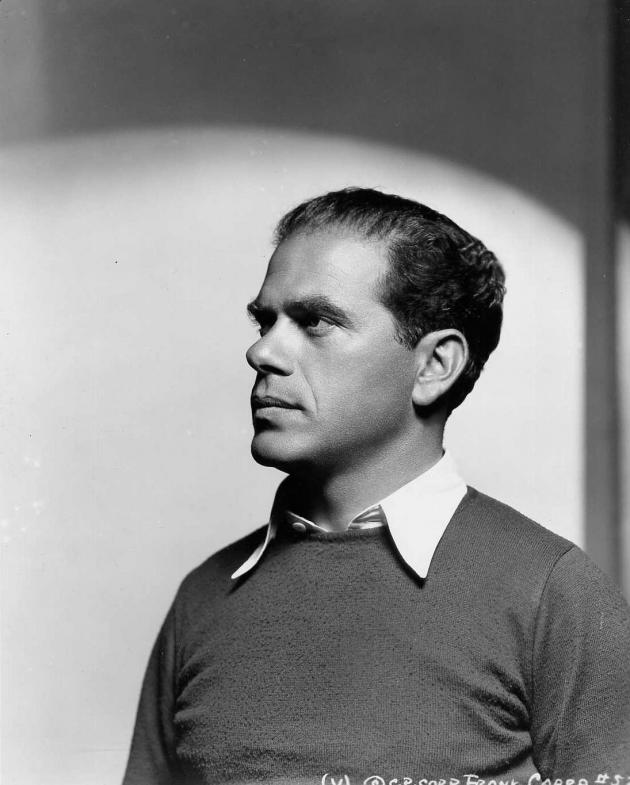 Frank Capra Photo