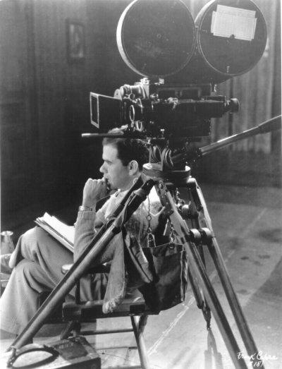 Frank Capra Actor