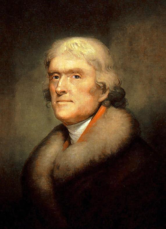 Thomas Jefferson Latest Wallpaper